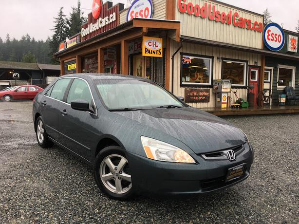2004 Honda Accord - EX-L Drives Beautifully! Fully Loaded!