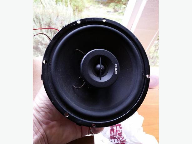 Boston Acoustics RX67 car speakers