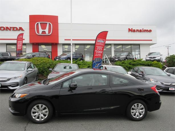 2012 Honda Civic Coupe LX - VERY CLEAN