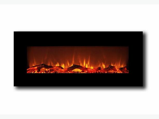 "50"" Wall Mount Electric Fireplace"