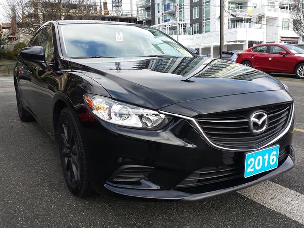 2016 mazda mazda6 gs luxury pkg victoria city victoria. Black Bedroom Furniture Sets. Home Design Ideas
