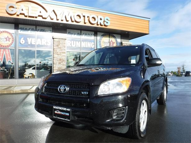 2011 Toyota Rav4 LE - 4WD, Cruise Control, Roof Racks