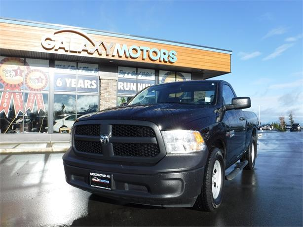 2014 Ram 1500 ST Regular Cab 5.7L V8 Hemi Regular Box - 2WD