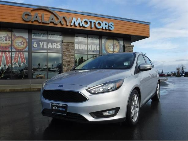 2015 Ford Focus SE - SYNC, Reverse Camera, Sport Mode
