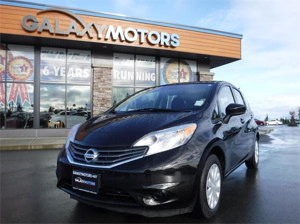 2016 Nissan Versa Note SV - Bluetooth, Reverse Camera, Rear Wiper