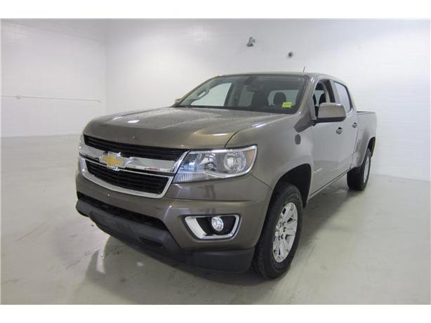 2015 CHEVROLET COLORADO LT 4X4 CREWCAB (16,904KM) >Certified Pre-Owned
