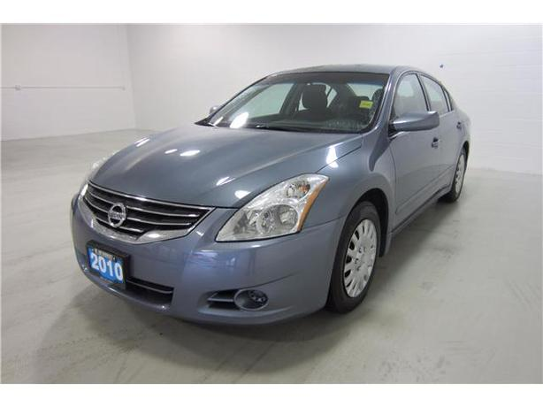 2010 NISSAN ALTIMA 2.5 96,043KM LOCAL-NO ACCIDENTS>Certified Pre-Owned