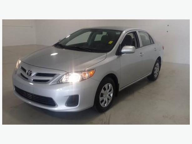 2012 TOYOTA COROLLA ONLY 40,668KM -LOCAL VEHICLE! >Certified Pre-Owned