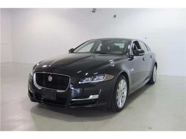 2016 JAGUAR XJ R-SPORT AWD (4,736KM) LOCAL VEHICLE>Certified Pre-Owned