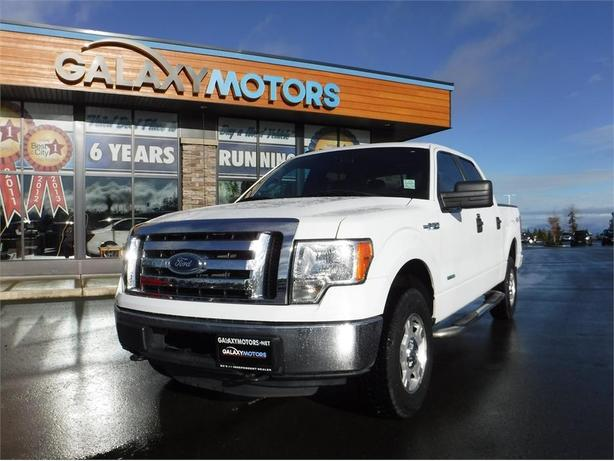 2012 Ford F-150 XLT Crew Cab 3.5L V6 Short Box - 4WD