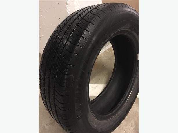 Michelin used car tires