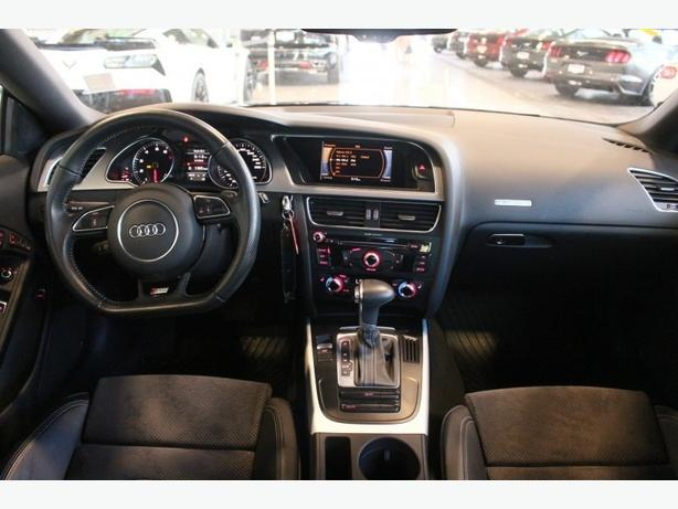 2013 Audi A5 S-LineCoupe 2.0T quattro Tiptronic -WE FINANCE!
