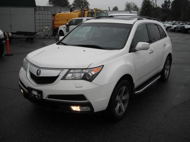 2012 Acura MDX 7 Passenger AWD w/ Tech Package