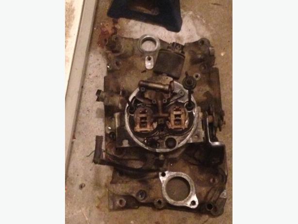4.3l V6 intake manifold