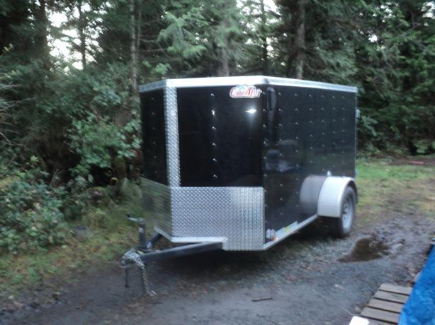 Cargo,Utility trailer