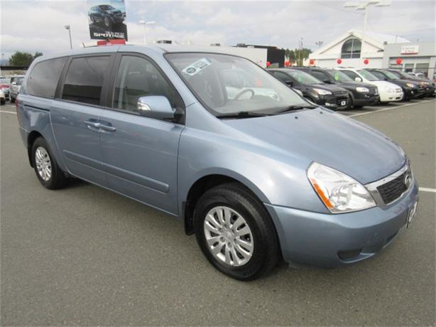 2011 Kia Sedona LX Convenience - Kia Certified Pre Owned!