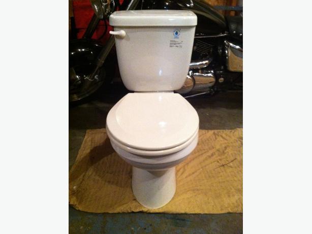 FREE: white proflo toilet