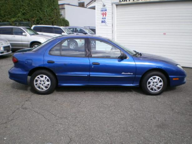 2004 Pontiac Sunfire Sl 151000 Km Automatic New Tires Surrey Incl White Rock Surrey Mobile