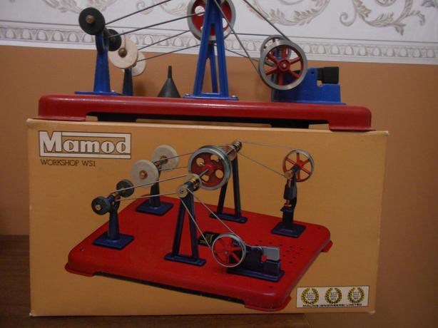 Antique Mamod Workshop WSI