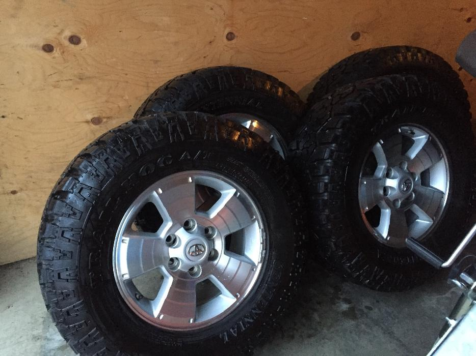 U Rated Tires snow rated truck tires...