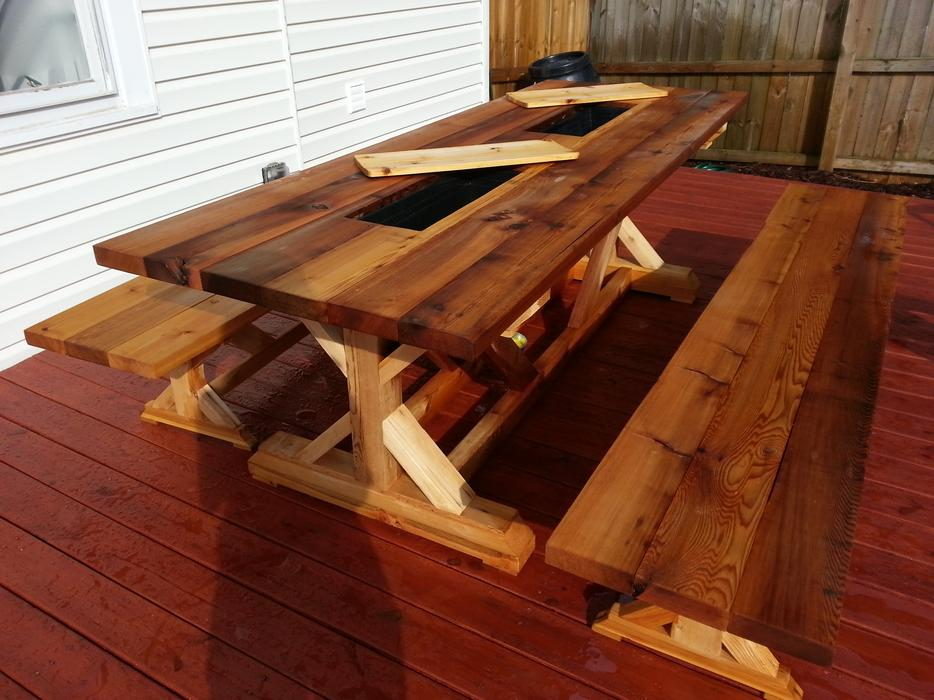 Tables Custom Handcrafted Victoria City Victoria Mobile