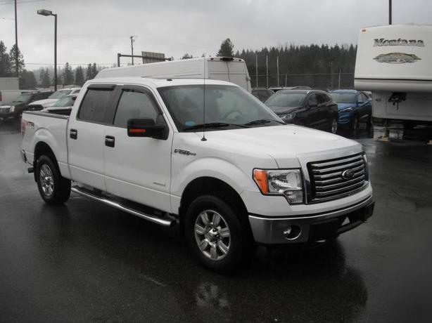 2012 ford f 150 xtr supercrew ecoboost 5 5 ft bed 4wd outside comox valley courtenay comox. Black Bedroom Furniture Sets. Home Design Ideas