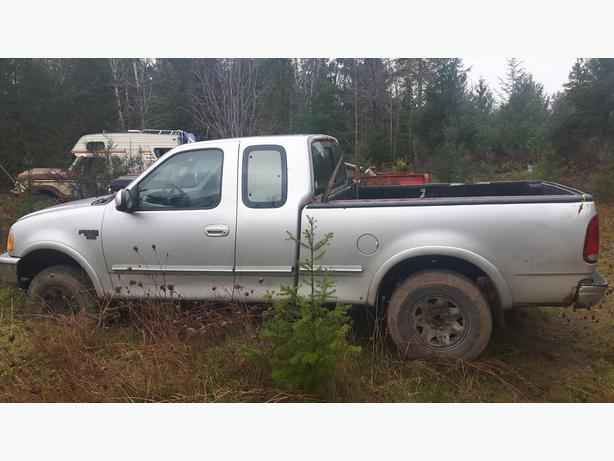 needs work or parts truck