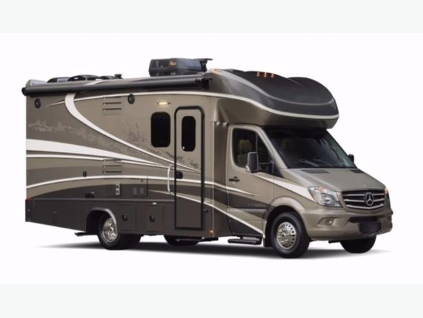 We would like to transport a motorhome from British Columbia to Quebec