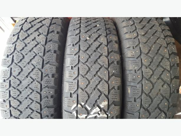 3 studded winter tires  P175-65 R14