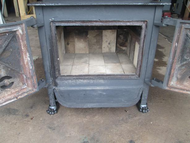 fisher wood stove