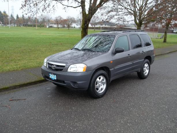2003 MAZDA TRIBUTE-ALL WHEEL DRIVE-CALL HART AT 250 724 3221
