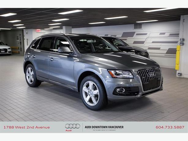 2013 Audi Q5 2.0T Premium Plus Quattro - Local Vehicle no Accident