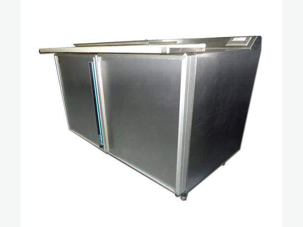 SILVER KING PREP COOLER 48""