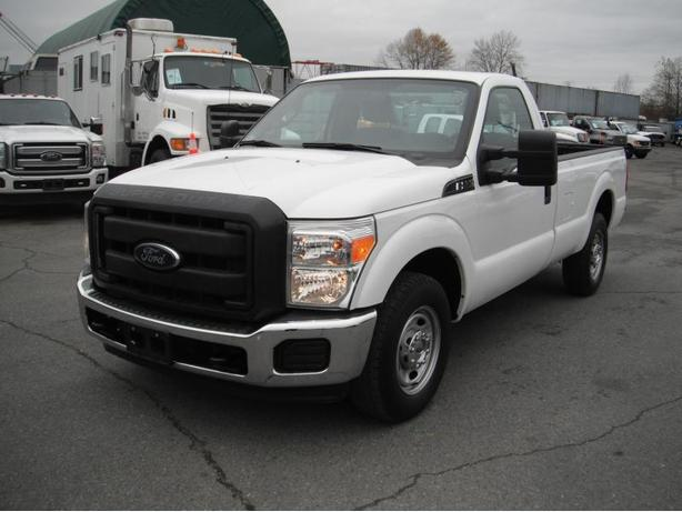 2013 Ford F-250 SD XL  Regular Cab Long Box 2WD