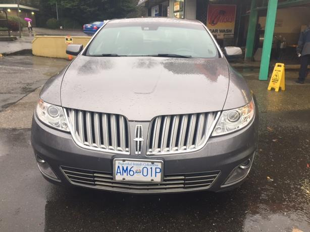 Lincoln AWD only 115000km hwy