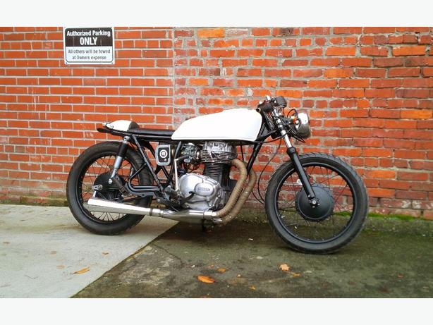 Sally's Speed Shop '356'
