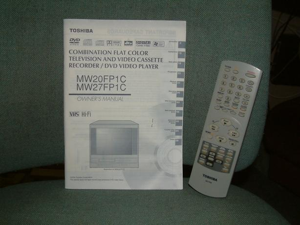 TOSHIBA 20 IN TV