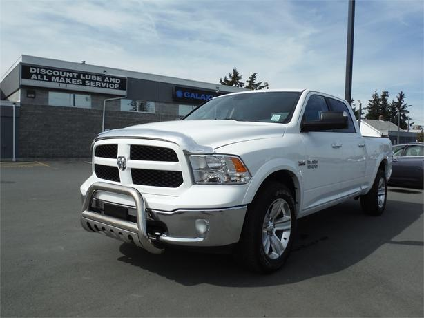 2014 Ram 1500 Outdoorsman Crew 5.7L V8 HEMI Regular Box