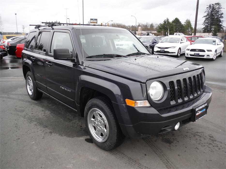 2014 Jeep Patriot North Edition 4wd New Tires West