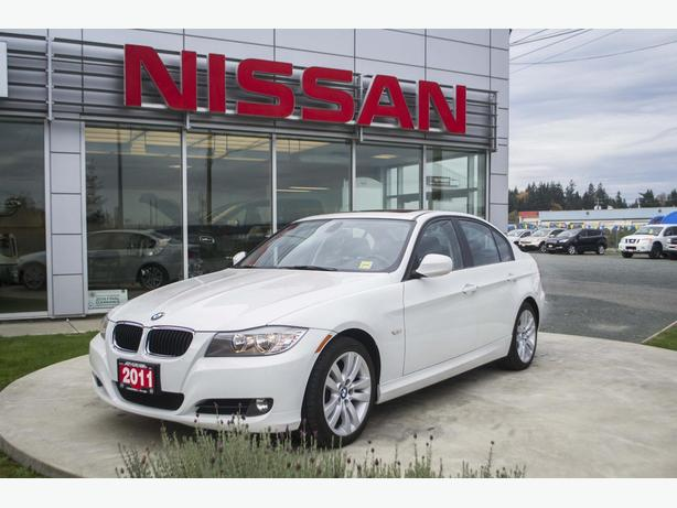 2011 BMW 3 SERIES 323I LEATHER | SUNROOF