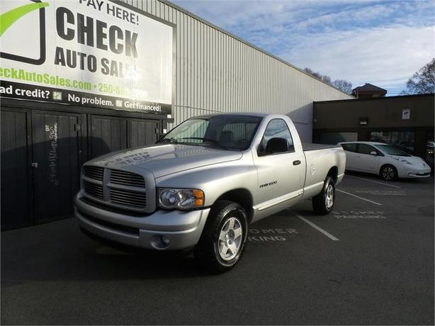 2004 Dodge Ram 1500 Laramie Long Bed 4WD