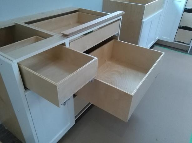 Kitchen Cabinets - Locally Built - All Wood!!