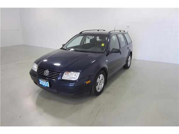 2003 VOLKSWAGEN JETTA GLS TDi WAGON/LAST FOR EVER!>Certified Pre-Owned