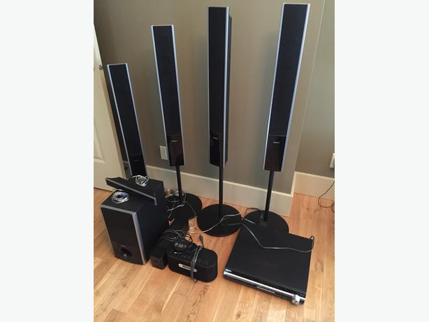 SONY - Home Audio Surround System