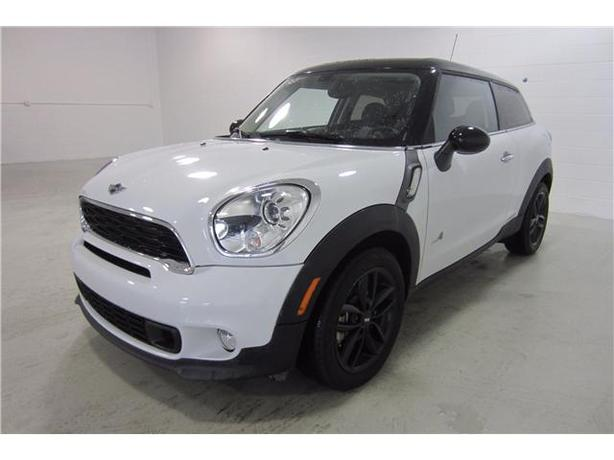 2013 MINI COOPER PACEMAN S 29,790KM/PANO-ROOF/AUTO>Certified Pre-Owned -