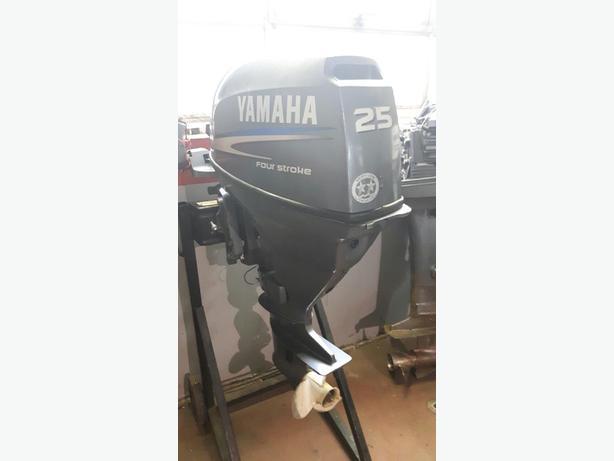 Yamaha 4 stroke outboard