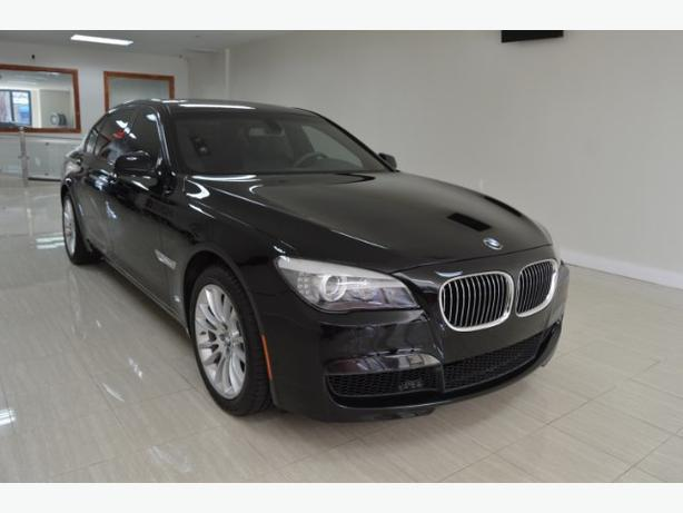 2012 GREY BMW 750Xi AWD 74,727KM (MASSAGE SEATS!) >Certified Pre-Owned