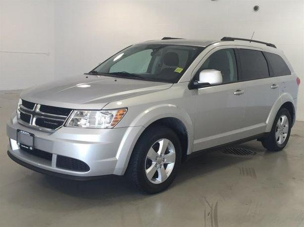 2011 DODGE JOURNEY VALUE-PKG 2.4L 5SEATER/ALLOYS! >Certified Pre-Owned