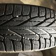 225/65R17 Nokian Hakkapeliitta R2 SUV Winter Tires On Rims