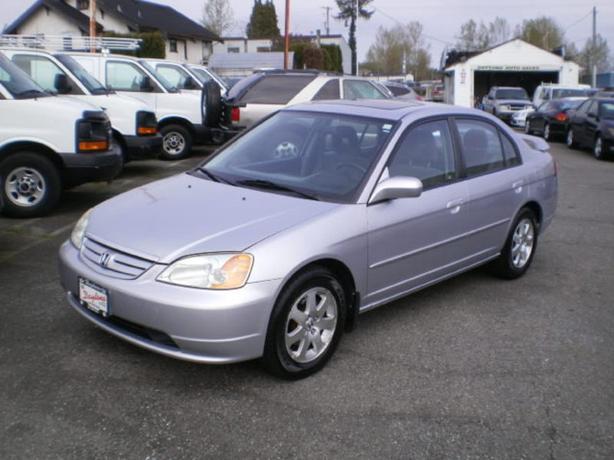 2003 Honda Civic Sport, sunroof,